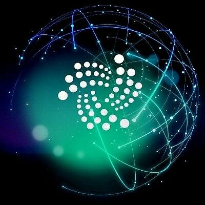 IOTA 10.000.000 (10 MIOTA) crypto cryptocurrency iot better than bitcoin