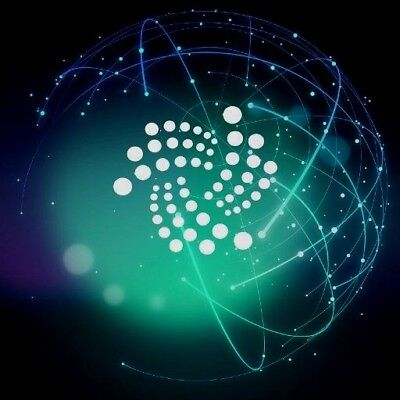 IOTA 50.000.000 IOTA (50MIOTA) crypto cryptocurrency iot better than bitcoin