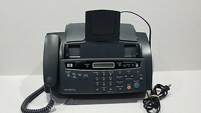 HP 1050 fax machine with ink installed free shipping tested