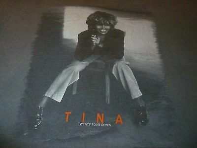Tina Turner Vintage Tour Shirt ( Used Size L ) Very Good Condition!!!