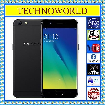 """Telstra Oppo A57 Cph1701+4G/4Gx+32Gb/3Gb Ram+5.2""""  Android Octa-Core Mobile+Gps"""