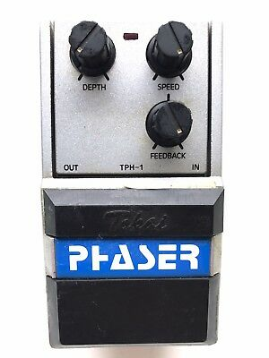 Tokai TPH-1, Phaser, Made In Japan, 1980's, Guitar Effect Pedal