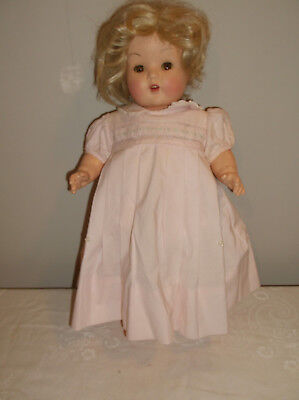 "Composition baby doll 20"" 1930-40  restored"