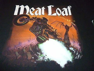 Meat Loaf 2003 Tour Shirt ( Used Size L Missing Tag ) Good Condition!!!