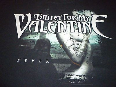 Bullet For My Valentine Tour Shirt ( Used Size XXL ) Very Good Condition!!!