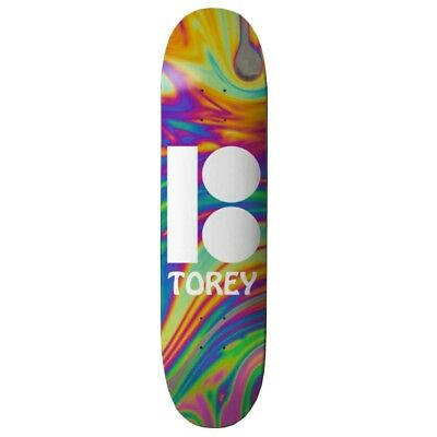 "Plan B - Wavy Pudwill Black Ice 8.125"" Skateboard Deck"