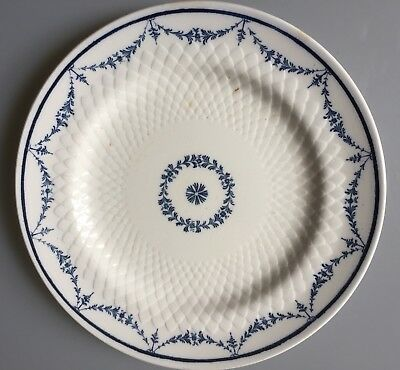 Minton Dinner/display Plate - Blue And White In Vg To Ex. Cond.