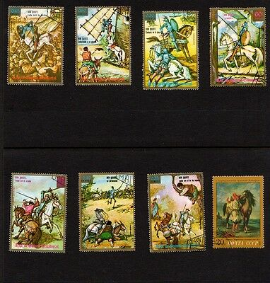 Horses on Stamps
