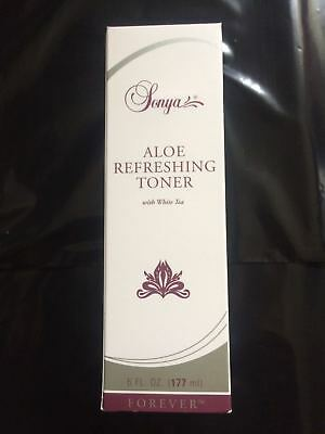Forever Living SONYA - Aloe Refreshing Toner - 177ml - NEW & SEALED