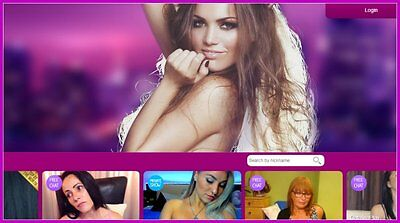 LIVE ADULT WEBCAM Website Business|Earn BIG MONEY|FREE Domain|Hosting|Traffic
