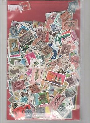 Lot 1000 Timbres Du Monde Tous Differents