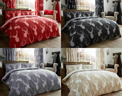 Stags Duvet Covers Quilt Covers and Reversible Bedding Sets (138)