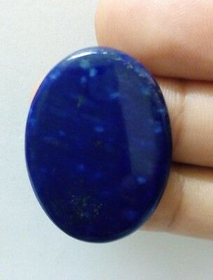 27.15Cts Natural Brilliant Designer Shaded Oval Cabochon Loose Gemstone 1111