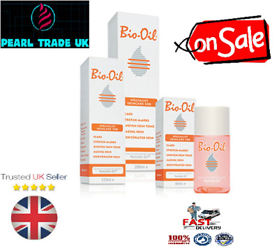 Bio Oil for Scars Stretch Marks Dehydrated Ageing Skin Different Size Avaiable