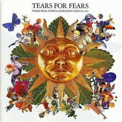 TEARS FOR FEARS TEARS ROLL DOWN Greatest Hits 82/92 CD NEW