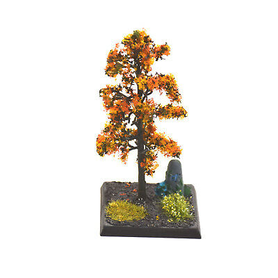 Warhammer Fantasy Scenery Tree Terrain #1 PRO PAINTED 4 inches