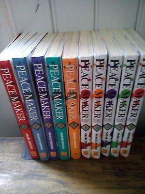 peace maker 10 volumes