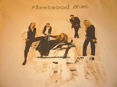 Fleetwood Mac Vintage 1997 Tour Shirt ( Used Size XXL ) Very Good Condition!!!