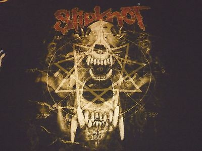Slipknot Shirt ( Used Size XL ) Very Good Condition!!!