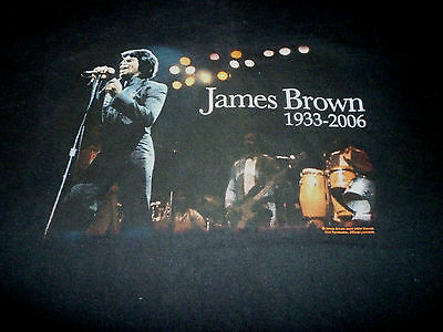 James Brown Shirt ( Used Size L ) Very Good Condition!!!