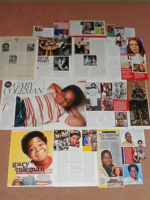 20- GARY COLEMAN Magazine Clippings