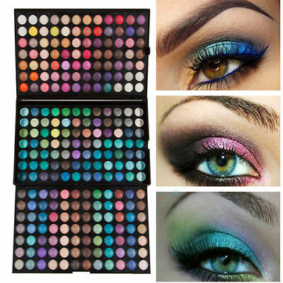252 Colors Eye Shadow Makeup Party Cosmetic Shimmer Matte Eyeshadow - Set