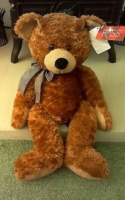 Retired Collectable Russ Berrie Bears From The Past Ripley N0: 22143