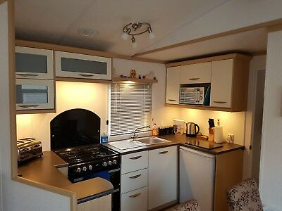 Caravan Hire Blackpool 6 Berth 5 star rated