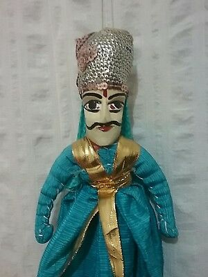 Indian Traditional Handmade  Puppet Rajasthan