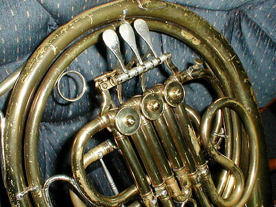 Weltklang French Horn With Case,  Quality Vintage
