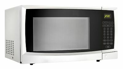 Danby 1.1 cu. ft. Capacity Microwave Perfect for Dorm Office Cottage LED Clock