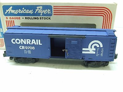 American Flyer Conrail Box Car 9708