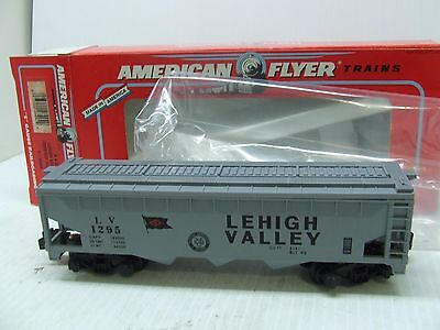 American Flyer Lv Covered Hopper 48494