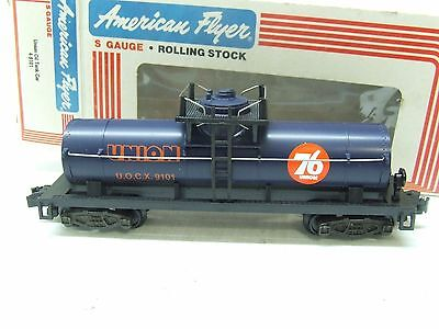 American Flyer Union Oil Tank Car 9101