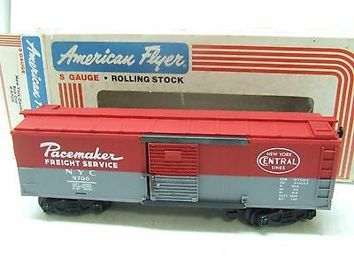 American Flyer Pacemaker Box Car 9706