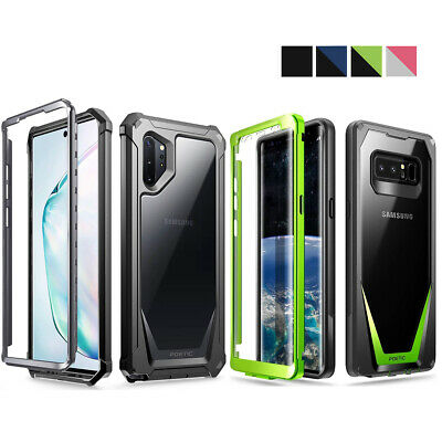 Case For Galaxy Note 8 / Note 9 / S10 Poetic【Guardian】360 Degree Protection Case
