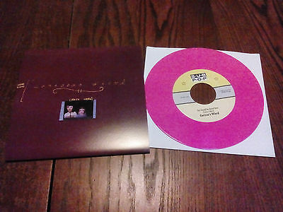 """Carissa's Weird - You should be hated here 7"""" USA Pink Wax Sub Pop Club"""