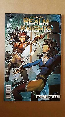 Grimm Fairy Tales Presents: Realm Knights #2015 Giant-Size