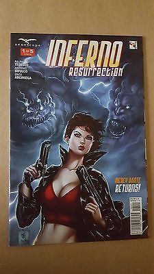 Inferno: Resurrection #1 - Cover B  Zenescope Comics