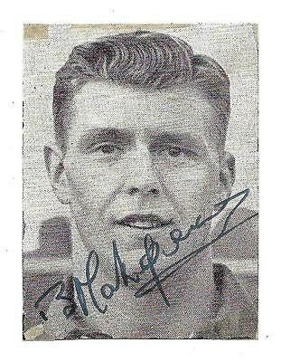 Doncaster - Brian Makepeace Signed