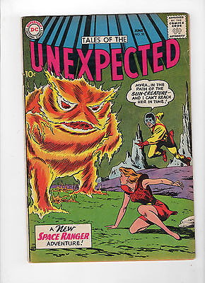 Tales of the Unexpected #50 (Jun 1960, DC) - Very Good/Fine