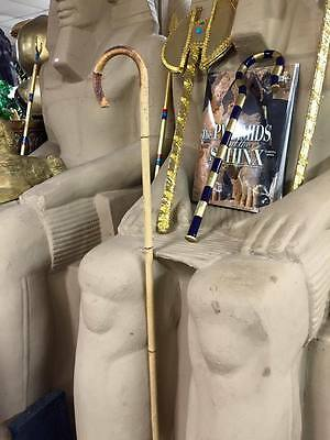 5 Belly  Dance Canes Stick  Bamboo Wood   Made In Egypt