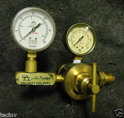 Air Products Specialty Gas Dept Gauges