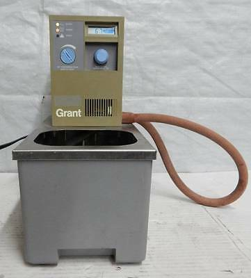 Science Electronics Grant W6 Heated Water Bath Circulator