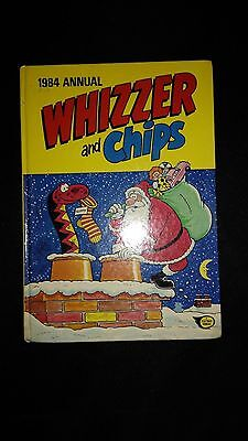 Whizzer And Chips Annual 1984 Vintage U.K Comic