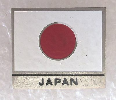 Vintage Japan Travel Souvenir Collector Pin