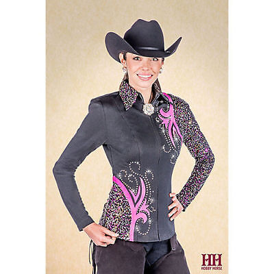 Hobby Horse Tilly Showmanship Riding Jacket Size Medium NWT