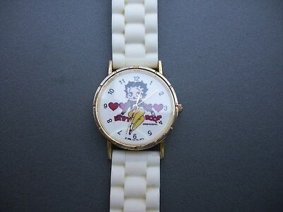 Betty Boop Watch New Battery