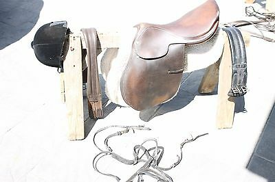 CROSBY  English Saddle PLUS EVERYTHING IN PICS