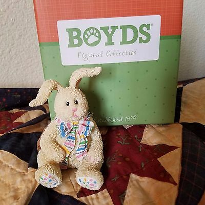 Boyds Bearstone Dottie Cottontail...Signs of Spring  Retired